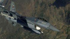 Irak'ın kuzeyinde 8 PKK'lı terörist öldürüldü