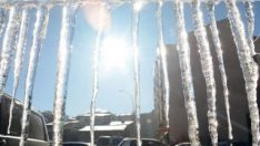 Doğu Anadolu'da sıcaklıklar 6 ilde sıfırın altına düştü