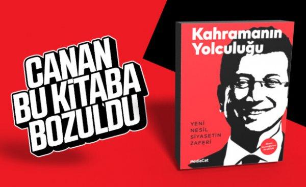 Ekrem İmamoğlu, Kaftancıoğlu'nun kitap yorumuna katılmadı