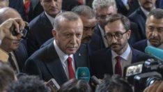 Erdoğan, ABD ziyareti öncesi Trump'ı arayacak