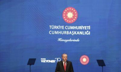 Erdoğan MÜSİAD zirvesinde konuştu