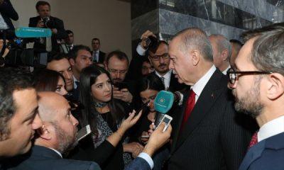 Erdoğan'dan Bülent Arınç'a: Esefle karşıladım