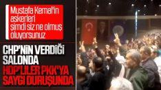 HDP kongresinde terörist elebaşına selam yollandı