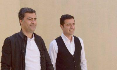 HDP'li Abdullah Zeydan tahliye olamadı