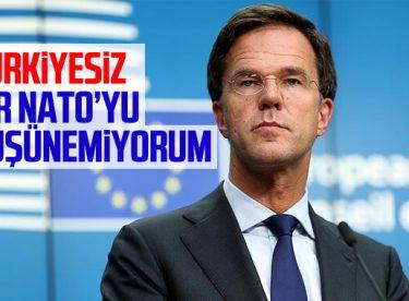 Hollanda Başbakanı: Türkiye NATO'nun işleyişi için çok önemli