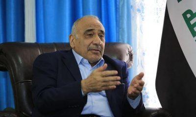 Irak'ta Başbakan Adil Abdulmehdi istifa etti