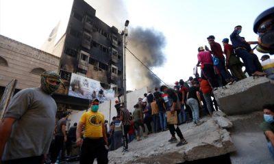 Irak'taki gösterilerde şiddet hız kesmiyor