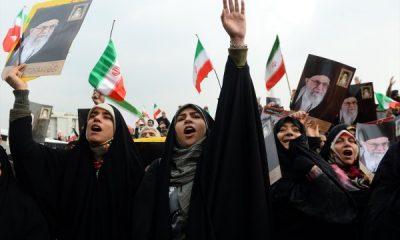 İran ülkesindeki protestolar için 4 ülkeyi suçladı