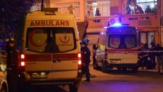 İstanbul'da bir baba oğlunu ve polisi vurdu