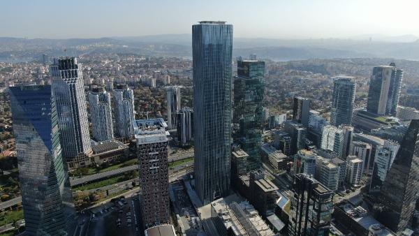 İstanbul'un en yüksek binalarından biri satıldı