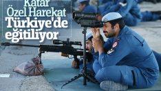 Katar Özel Harekat polisleri Türkiye'de eğitimde