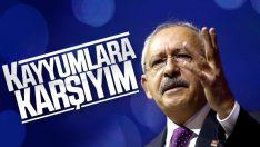 Kemal Kılıçdaroğlu, kayyum atamalarına karşı