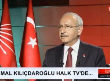 Kılıçdaroğlu, Selahattin Demirtaş'ın tahliyesini istedi
