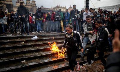 Kolombiya'da halk grev kararı aldı