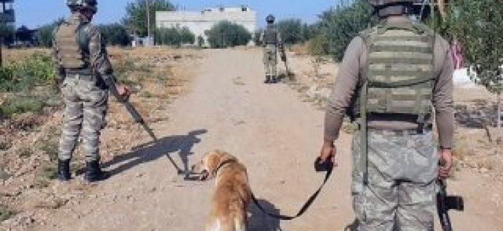 MSB: YPG'lilerin bombalı tuzağı etkisiz hale getirildi