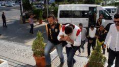 Muğla'da kan davası zanlıları tutuklandı