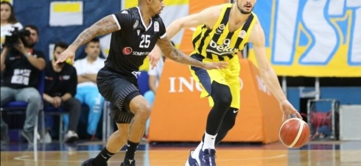 Nefes kesen derbi Fenerbahçe Beko'nun!