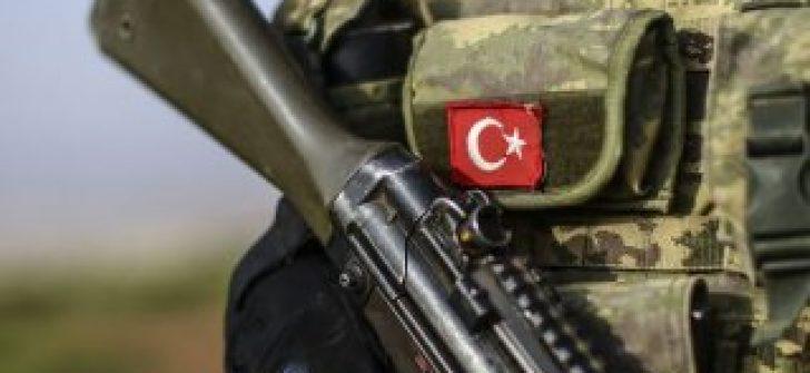 Şanlıurfa'da sınırı geçmeye çalışan terörist yakalandı