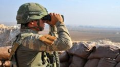 Teröristlerin Barış Pınarı'na yönelik tacizleri sürüyor