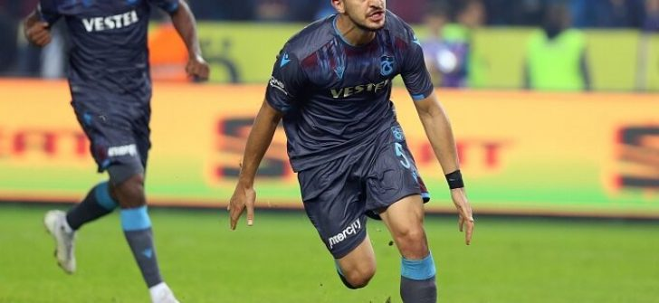 Trabzonspor, 10 kişiyle savaştı ve penaltıyla kazandı