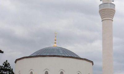 Türkiye'nin restore ettirdiği Makedonya'daki caminin açılışı yapıldı