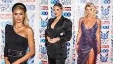 2019 Daily Mirror Spor Ödülleri'nde şıklık yarışı! Adil Rami ve Chloe Sims…