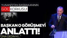 Başkan Erdoğan: Çıkmayacağız!