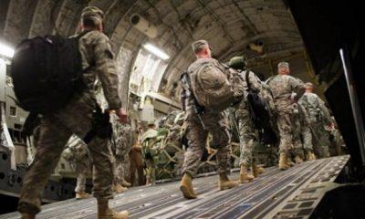 ABD Afganistan'dan 4 bin askerini çekecek