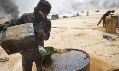 ABD Suriye'deki en büyük petrol rezervini sahiplendi