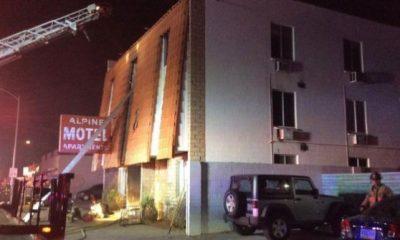 ABD'de sitede yangın 6 ölü 13 yaralı