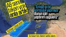 AB'den Türkiye'ye uyarı: Komşuluk ilişkilerine uyun
