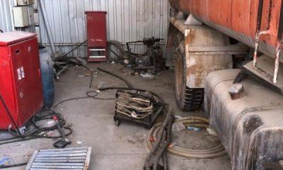 Adana'da 23 bin litre kaçak akaryakıt ele geçirildi