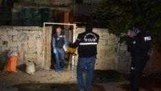 Adana'da bir kişi eski sevgilisini öldürüp intihar etti