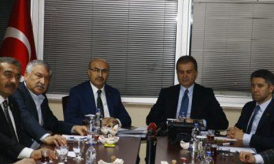 Adana'ya 41 milyonluk hibe