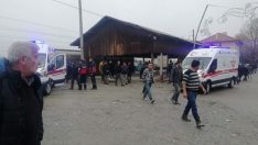 Adıyaman'da tren kazası: 1 ölü, 1 yaralı