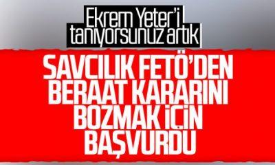 Ankara Başsavcısı: Ekrem Yeter'in beraat kararı bozulur