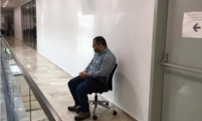 Belediye çalışanına 'beni görünce ayağa kalkmadın' cezası