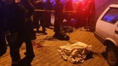 Bursa'da araç altında 700 metre sürüklenen kadın öldü