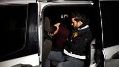 Cinsel organını gösteren sapık tutuklandı