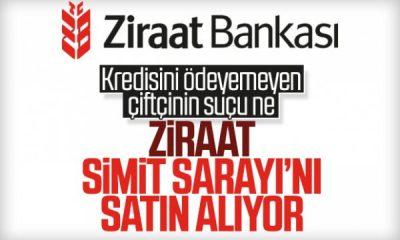 Cumhurbaşkanı: Ziraat'ın Simit Sarayı'nı almasını tasvip etmem