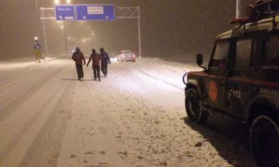 Erciyes Dağı'nda mahsur kalanlar kurtarıldı