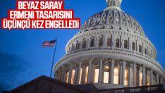 Ermeni tasarısı, ABD senatosunda tekrar engellendi