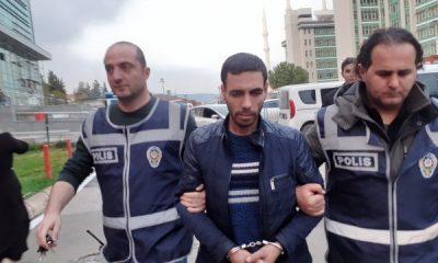 Gaziantep'te sokak ortasında eşini döven şahıs tutuklandı
