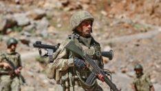 Gri kategoride aranan terörist Muş'ta öldürüldü