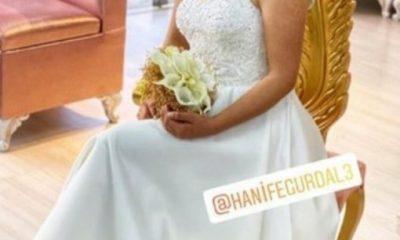 Hanife Gürdal, evlendi