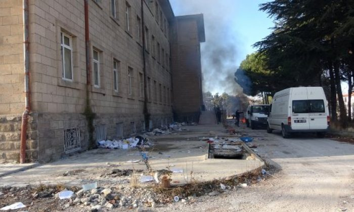 Isparta'da fuhuş yapılan hastaneye operasyon