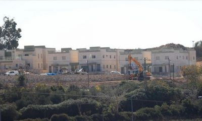 İsrail Batı Şeria'da yeni Yahudi yerleşimi inşa ediyor