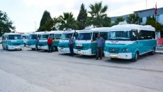 İzmir'de minibüslere yüzde 17 zam yapıldı
