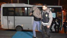 Kars'ta 'fuhuş' operasyonu: 41 gözaltı
