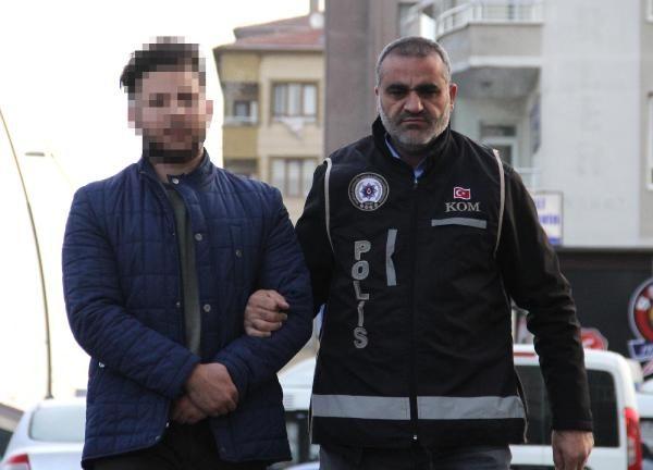 Kayseri merkezli 6 ilde FETÖ operasyonu:18 gözaltı -3